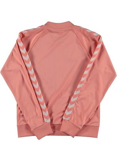 Hummel Kız Çocuk Dynamic Performance Sweatshirt C38001-3847 Oranj